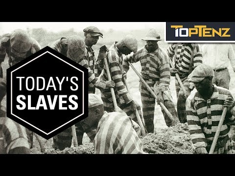 Slavery is a Very Real Thing in America (And here are 10 facts about it)