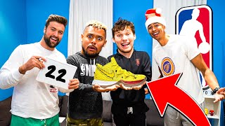 2HYPE GUESS THAT NBA PLAYERS SHOE SIZE!!