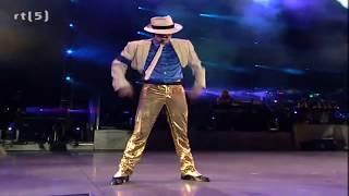 El Mejor Baile De Michael Jackson LA LEYENDA 720 HD - El Rey Del Pop
