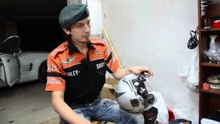 [#И.М.] Как закрепить камеру на шлем?