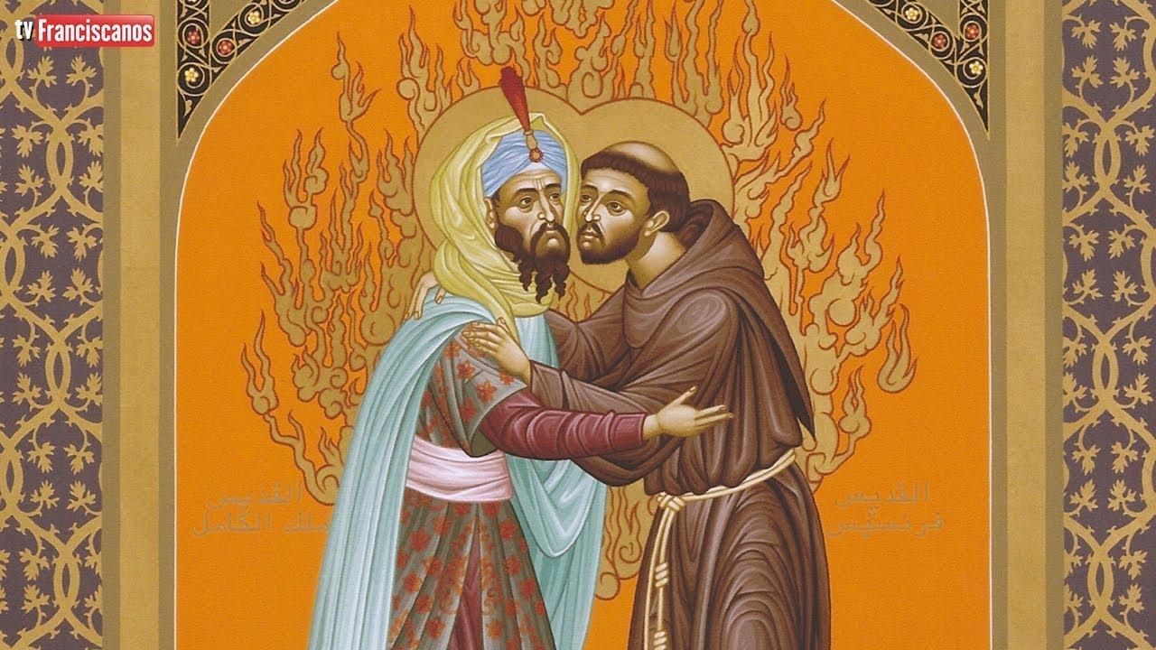Hora de parar e pensar | Francisco de Assis e o Sultão em Damieta