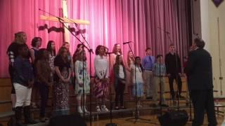 Glory and Honor - Judah Christian School - Spring Choir Concert 2017