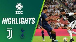Juventus Vs. Tottenham Hotspur 2-3 | Highlights ICC 2019