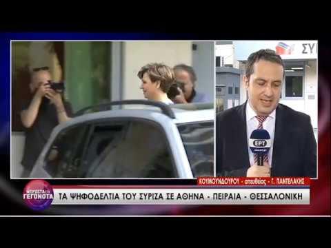 Οι υποψηφιότητες του ΣΥΡΙΖΑ – Προοδευτική Συμμαχία σε Αττική και Θεσσαλονίκη | 12/06/2019 | ΕΡΤ