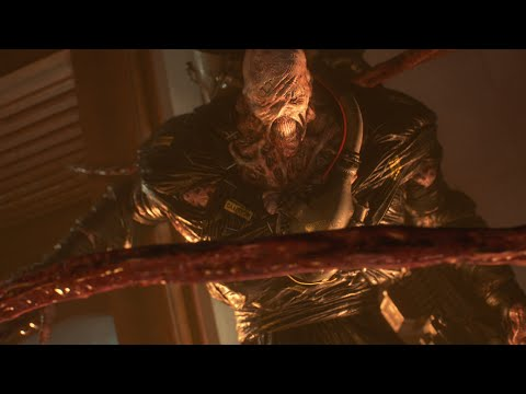 《惡靈古堡3 重製版》最新遊戲預告釋出!