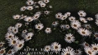 3D Landscape Alpha Teaser