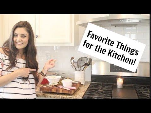 Favorite Kitchen Gadgets & Things!
