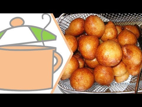 How to Make Nigerian Puff Puff (Kpof Kpof) | All Nigerian Recipes