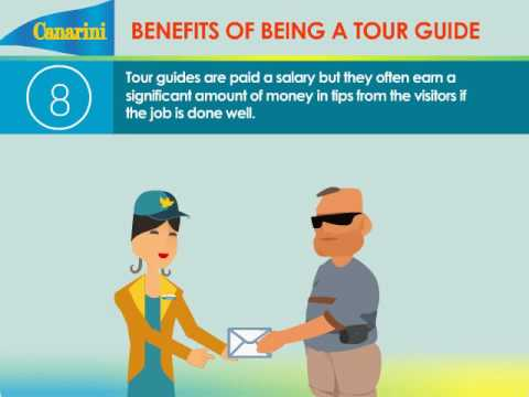 Lesson 012 - Benefits of Being a Tour Guide - YouTube