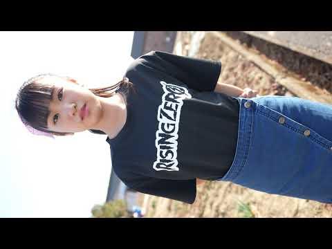 美少女JCアイドル イメージ動画【4K/60P/a7SⅢ】MIO/みお RISING/ZERO-Ⅴ 2021/02/28