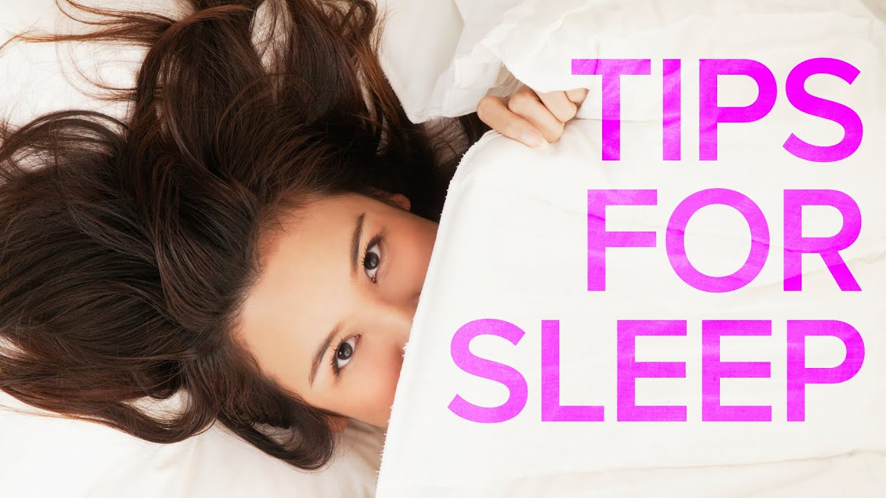 10 Tips To Help You Sleep thumbnail