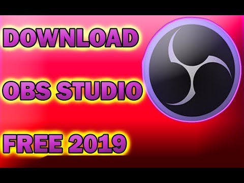 How to Download and Install OBS Studio 2019 | Windows [ 7,8,8.1,10 ] !