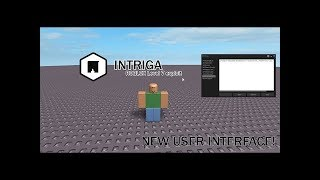 INTRIGA (ROBLOX Level 7 Exploit) - Showcase