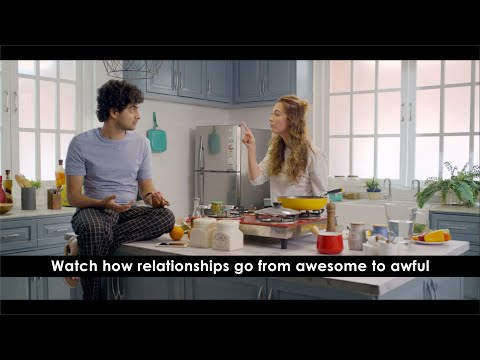 How Relationships Go from Awesome to Awful | Cruise Inverter AC's