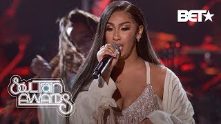 """Queen Naija Performs Her New Hit """"Good Morning Text"""" 
