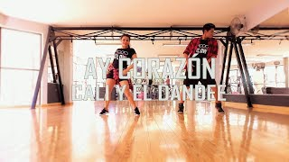 Ay Corazón   Cali Y El Dandee   Zumba   Flow Dance Fitness