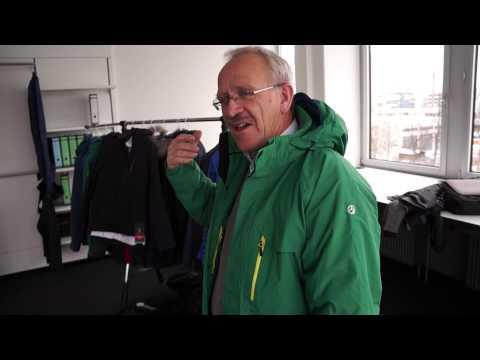 Neue Outdoor-Jacken in Übergröße von der Outdoor-Marke First B