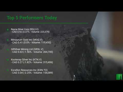 InvestorChannel's Silver Watchlist Update for Thursday, Ju ... Thumbnail