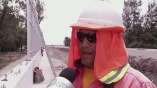 Especiales Noticias - El nuevo aeropuerto. Los cimientos para emprender el vuelo