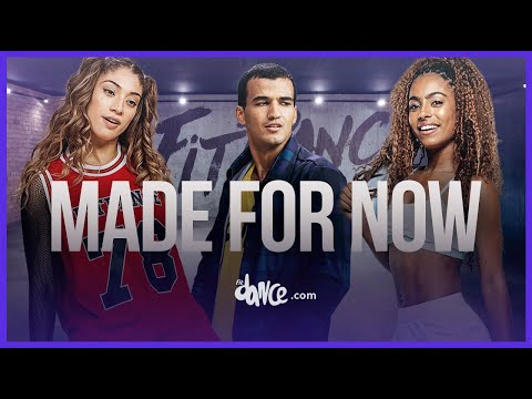 Made For Now - Janet Jackson X Daddy Yankee | FitDance Life (Coreografía) Dance Video Mp3