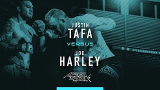 Aftershock 28: Justin Tafa versus Joe Harley