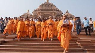 Guruhari Darshan 20-22 Feb 2017, Delhi, India