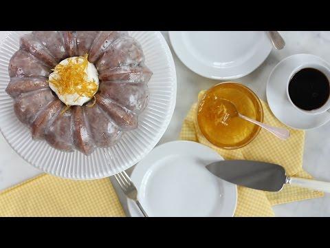 Citrus Bundt Cake- Everyday Food with Sarah Carey