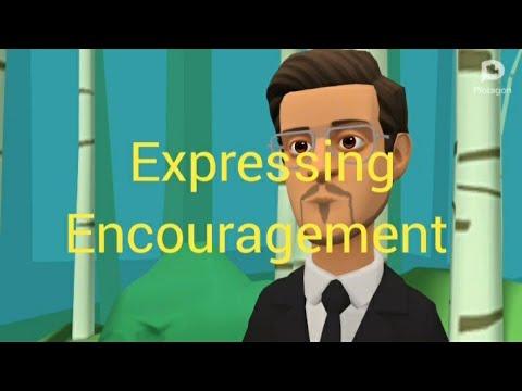 كيف تعبر عن التشجيع باللغة الانجليزية   مستر/ محمد الشريف   English الصف الثالث الثانوى الترمين   طالب اون لاين