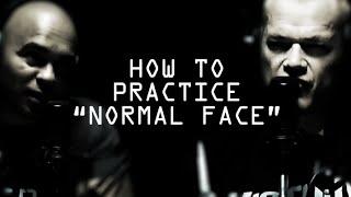"How To Practice ""Normal Face"" - Jocko Willink"