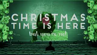 Jon McLaughlin - Christmas Time Is Here (But You're Not) [LYRIC VIDEO]