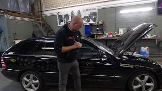 mercedes w203 320 cdi - मुफ्त ऑनलाइन वीडियो
