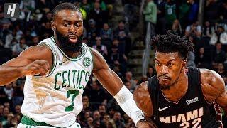 Miami Heat vs Boston Celtics - Full Game Highlights   December 4, 2019   2019-20 NBA Season