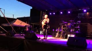 Josh Wilson - Shine On Us (Live at HopeFest 2015)
