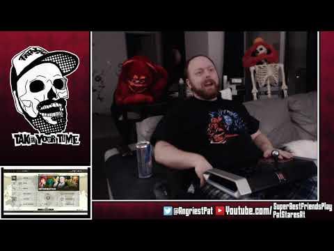 Pat Streams At Street Fighter V - Arcade Edition 2018-01-17