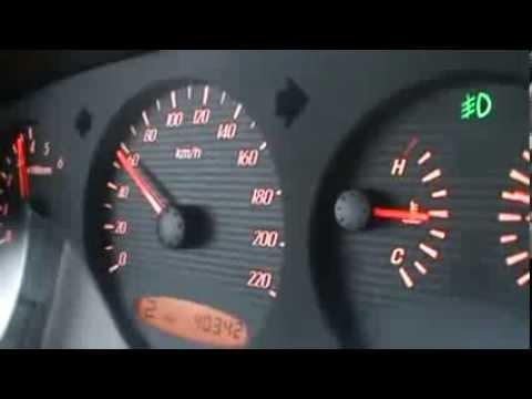 Die Kinderstuben moto auf dem Benzin