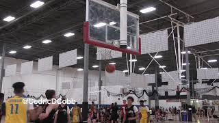 Jared Kincade Highlights @ Adidas Gauntlet Tournament