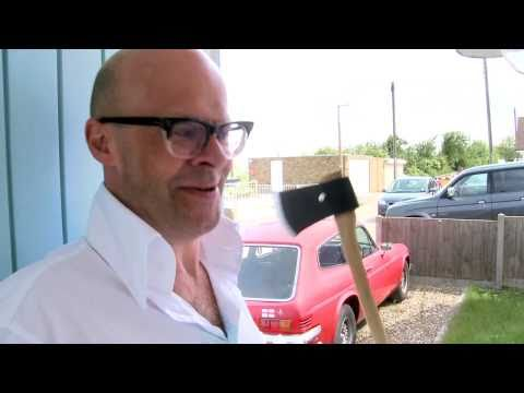 Harry Hill's Little Internet Show. 2: Harmonica Tree