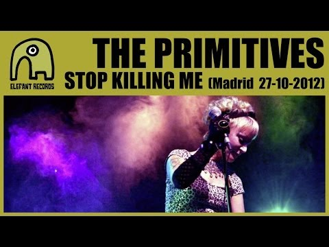 Concierto The Primitives