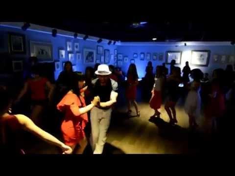 Caballo Viejo Salsa in China/Mike Nice 厦门沙沙舞会/麦克老师