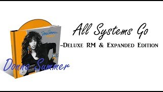 Unboxing: All Systems Go (Remastered & Expanded) - Donna Summer