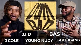 Dreamville - Down Bad ft. JID, Bas, J. Cole, EARTHGANG & Young Nudy (Official Audio) - DISSECTED!
