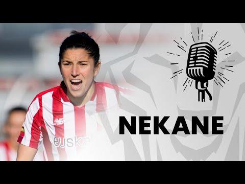 🎙️ Nekane I post Athletic Club 2-2 UDG Tenerife I J9 Primera Iberdrola