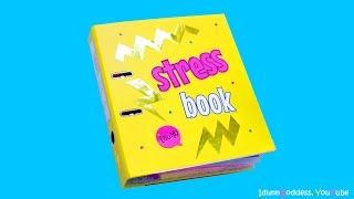 DIYStressBookWith12DIYStressRelieversInside