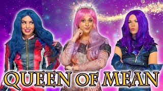 DESCENDANTS 3 AUDREY IS QUEEN OF MEAN. (Will She Break Up Mal And Ben?) Totally TV Parody