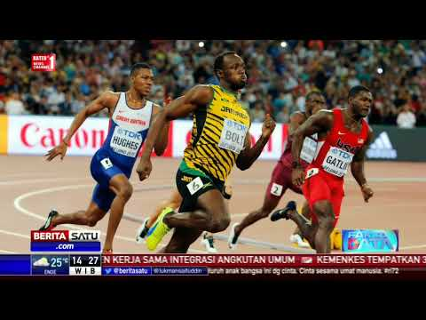 Fakta Data: The Great Man Usain Bolt