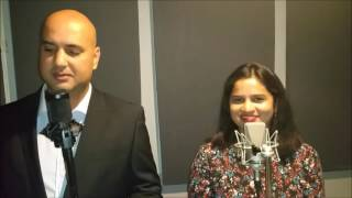 DEKHA HAZARON DAFA | Studio cover | Sachin Dhar feat. AROHI | Rustom
