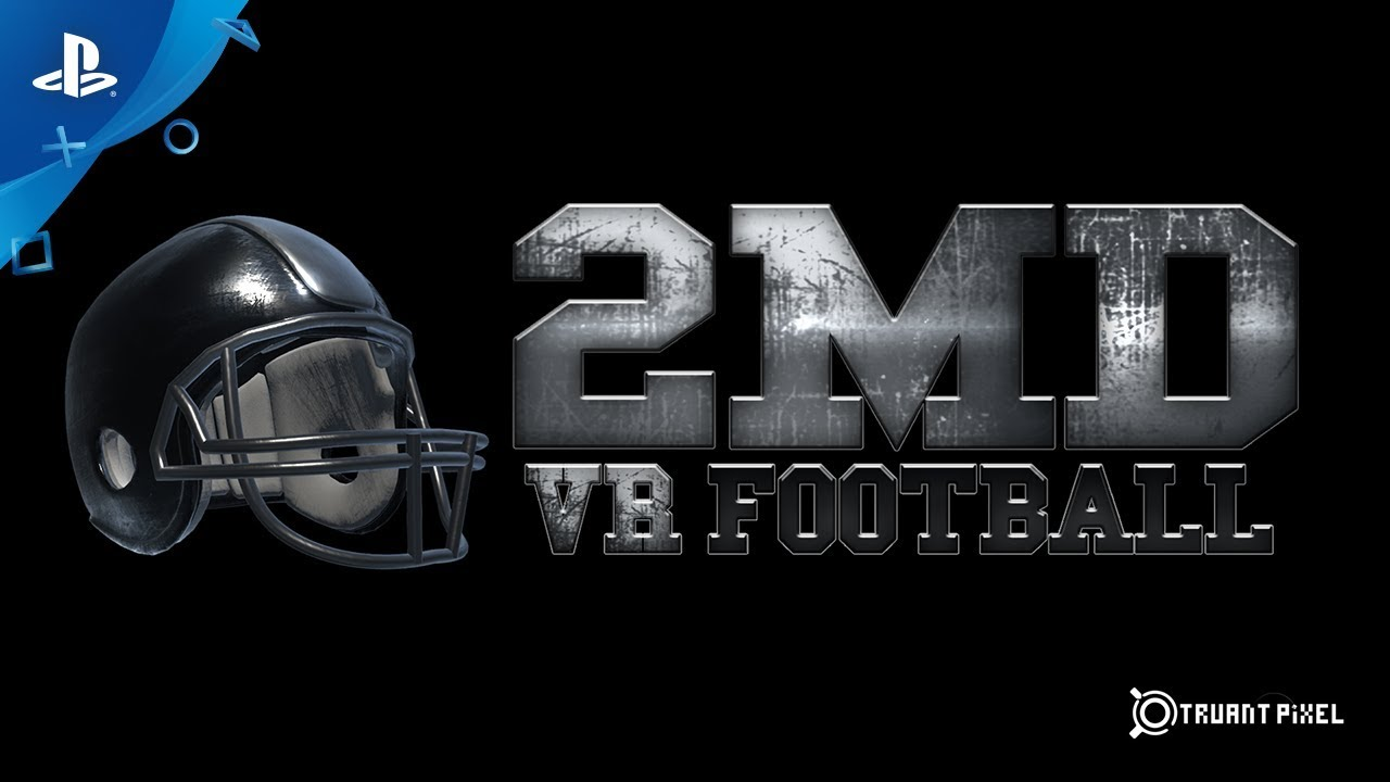 2MD: VR Football Touches Down on PS VR This Spring