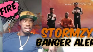 STORMZY   SOUND OF SKENG | Strange Millions Reacts To