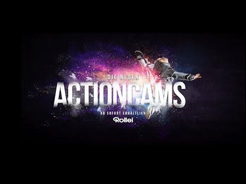 Rollei Actioncam 9S Plus (60p, 4K)