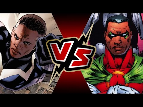 Blue Marvel VS Icon | BATTLE ARENA